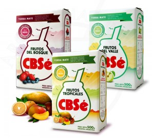 Pakiet 33 - CBSe Frutos del Bosque + Frutos Tropicales + Frutos del Valle