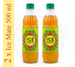 2 x ICE MATE 500 ml [grejpfrutowa]