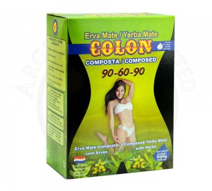 Yerba Mate Colon 90-60-90 0,5kg