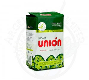 Yerba Mate Union Suave 500g.