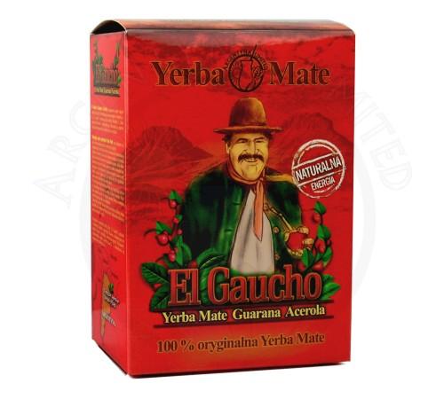 1d8dd44a139c4b Yerba Mate El Gaucho Energia z guaraną 500g. - ARGENTYNA LIMITED
