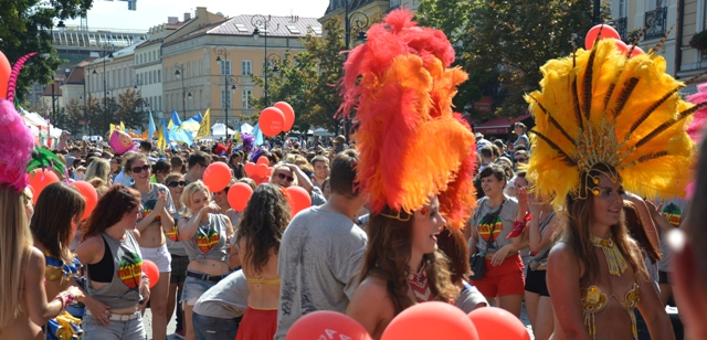 Warsaw Street Party 2016
